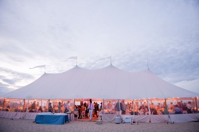 Island Events Tent