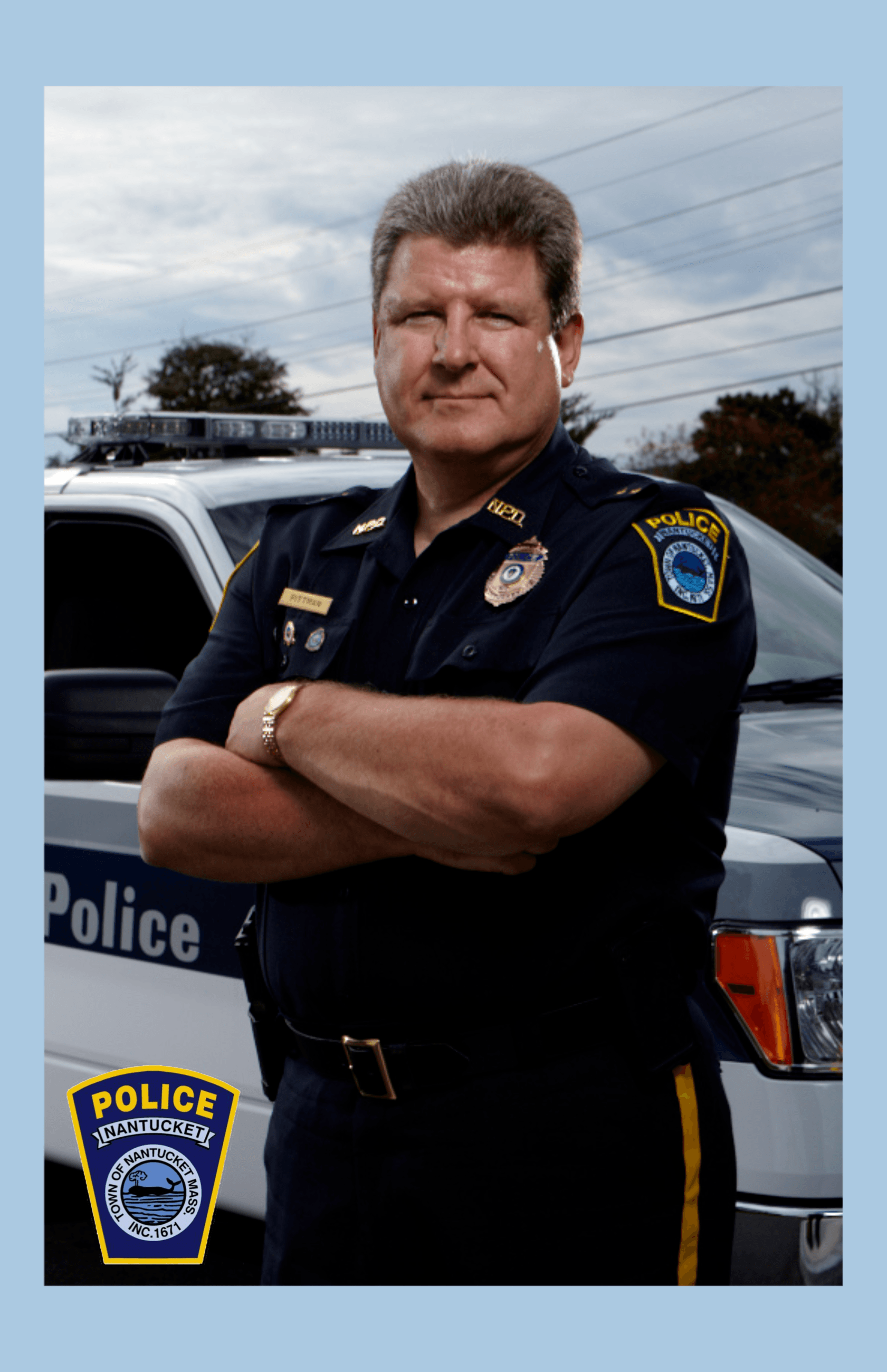 Chief of Police William Pittman Profile Picture