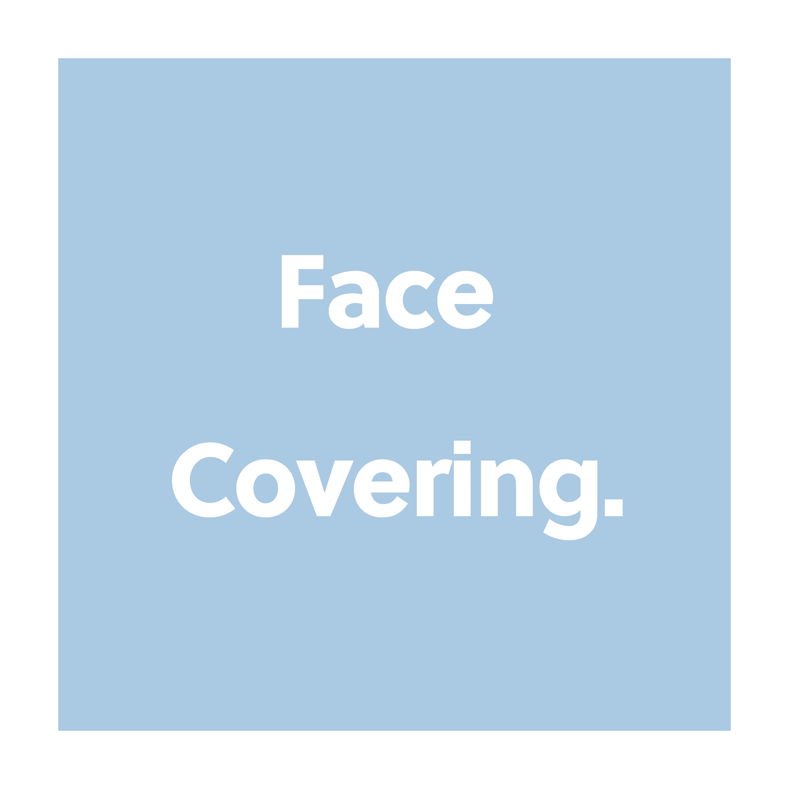 Face Covering II