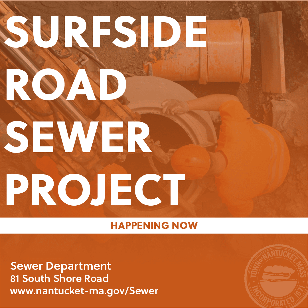 Surfside Road Sewer Project