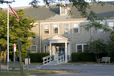 Current Hospital Facility at 57 Prospect Street