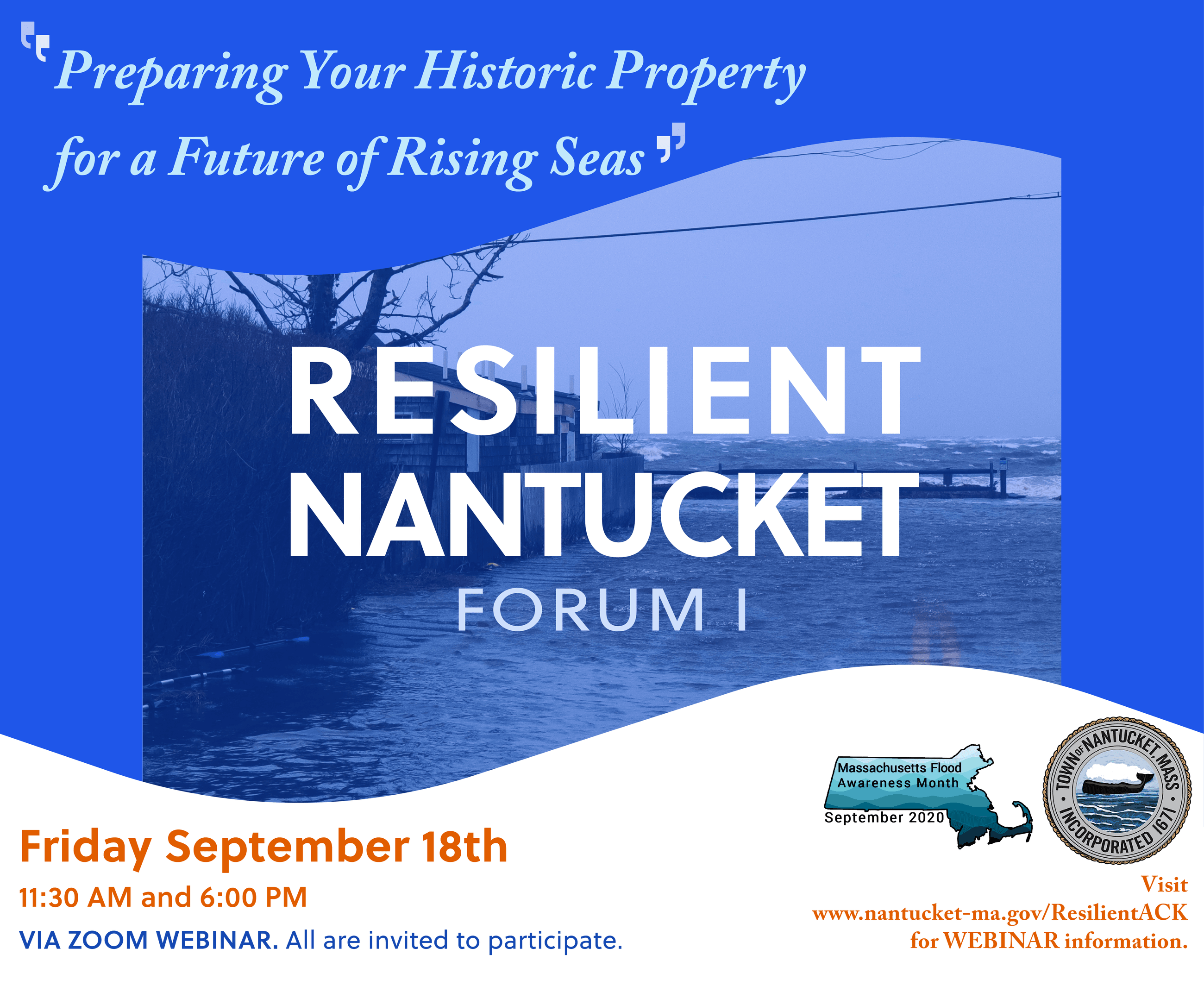 Resilient Nantucket forum 1 Opens in new window